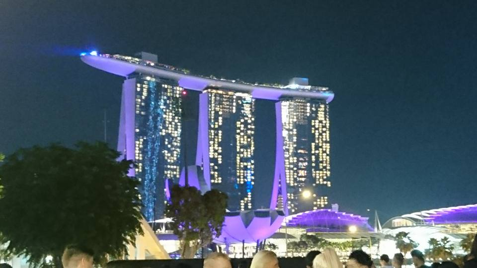Marina Bay Sands - Photo taken by me.