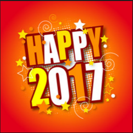 Happy 2017! Welcome 2017!